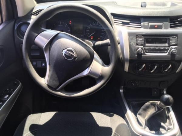 Nissan NP300 NP300 4WD 2.3 año 2017