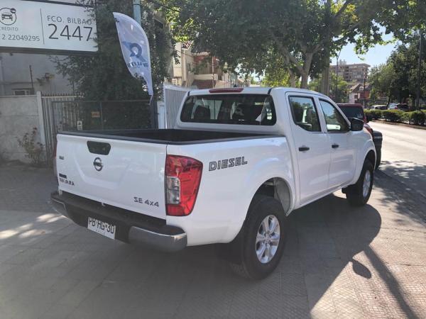 Nissan NP300 NP300 NAVARA SE 4X4 año 2021