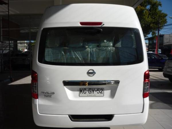 Nissan NV350 Nv350 Wide S-long Bus 2.5 año 2018