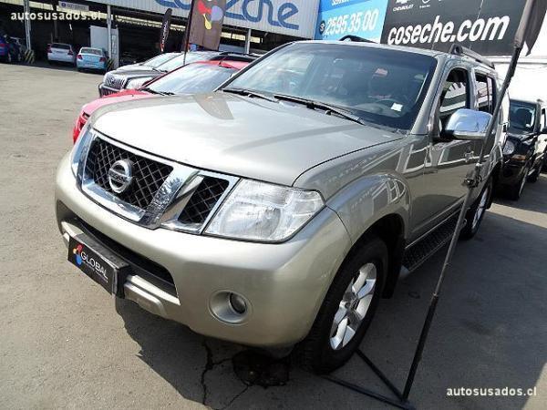 Nissan Pathfinder 4x4 año 2012