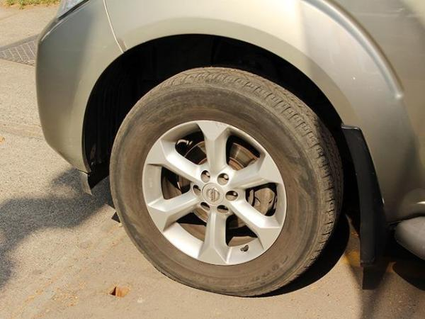 Nissan Pathfinder SE 2.5 AT 4WD año 2013