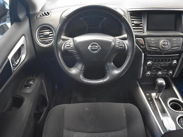 Nissan Pathfinder advance año 2014