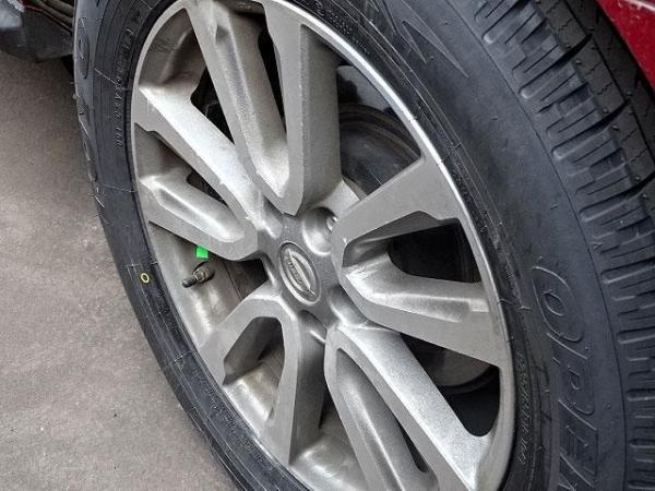 Nissan Pathfinder SENSE 3.5 año 2015