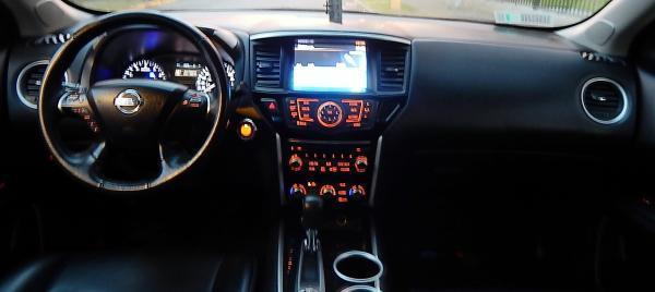 Nissan Pathfinder 542 NISSAN PATHFINDER ADV año 2016