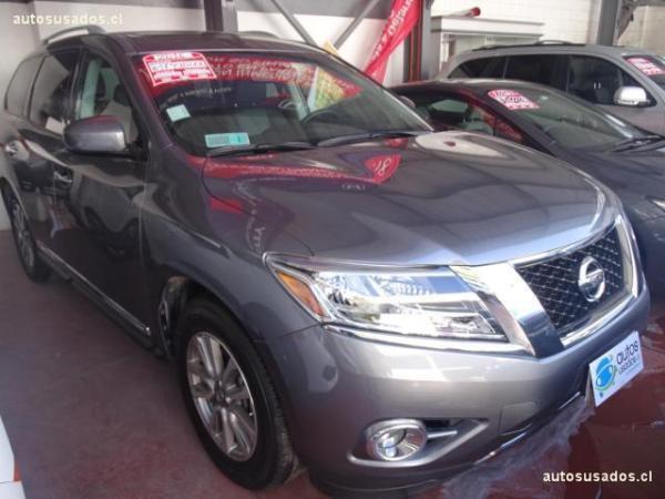 Nissan Pathfinder  año 2016