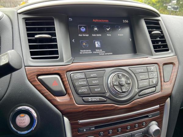 Nissan Pathfinder Exclusive año 2020