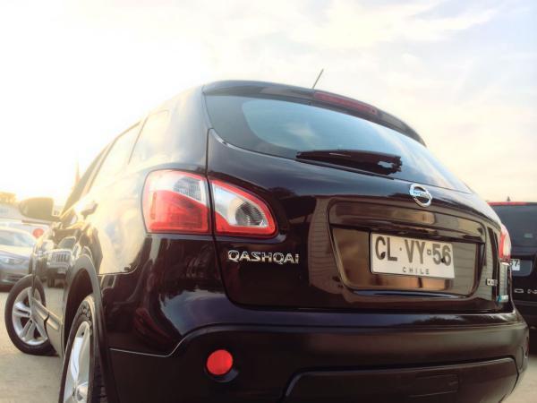 Nissan Qashqai 2.0 4X4 año 2011