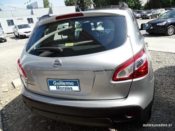 Nissan Qashqai  año 2011