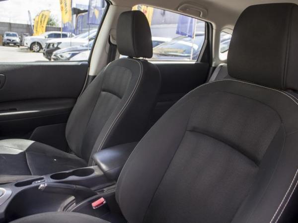 Nissan Qashqai QASHQAI 2.0 año 2012