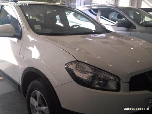 Nissan Qashqai 1.6 año 2012