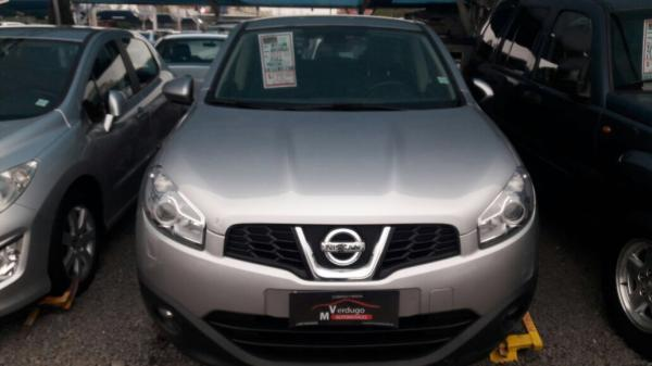 Nissan Qashqai 2.0 año 2012