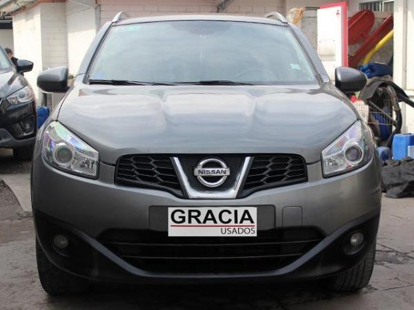 Nissan Qashqai 2.0 AT año 2012