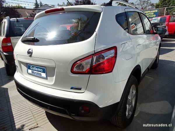 Nissan Qashqai 2.0 año 2013
