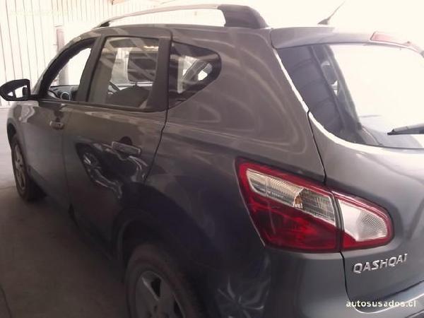 Nissan Qashqai  año 2013