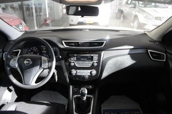 Nissan Qashqai QASHQAI 1.6 año 2013