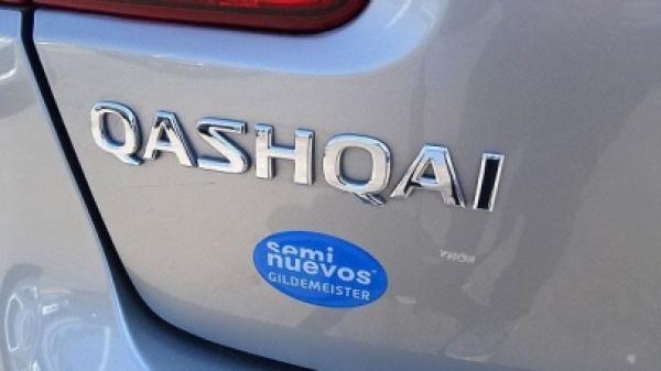 Nissan Qashqai 1.6 año 2013