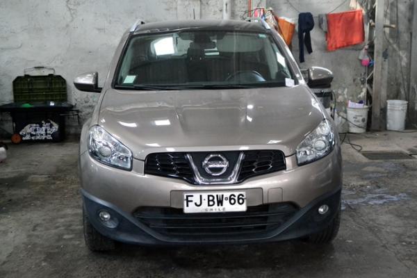 Nissan Qashqai - año 2013