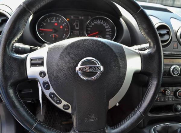 Nissan Qashqai SENSE 2.0 año 2013