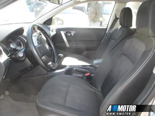 Nissan Qashqai 1.6 4x2 año 2013