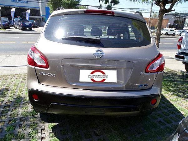 Nissan Qashqai 2.0 año 2014