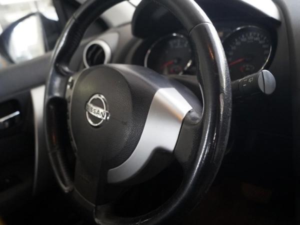 Nissan Qashqai AT año 2014