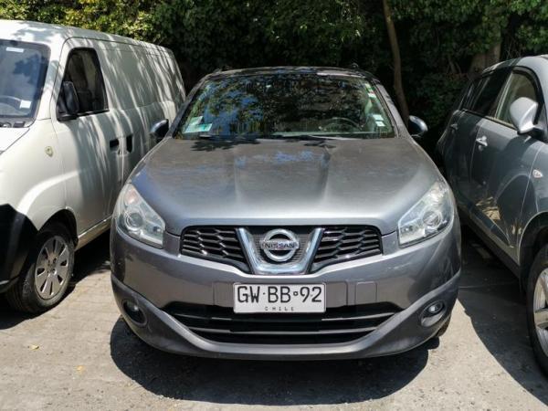 Nissan Qashqai MT año 2014