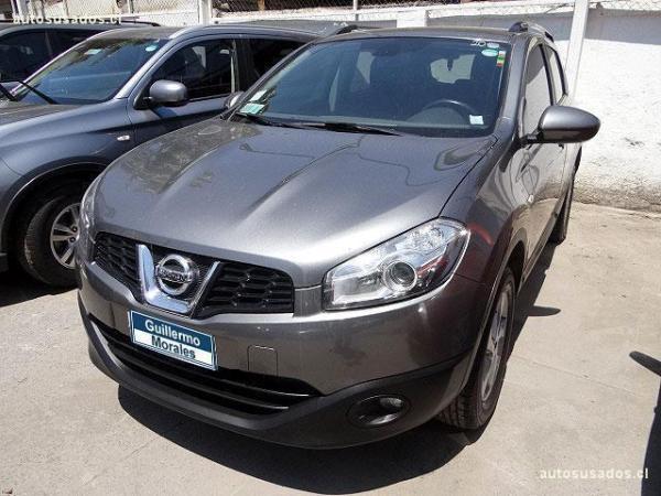 Nissan Qashqai  año 2014