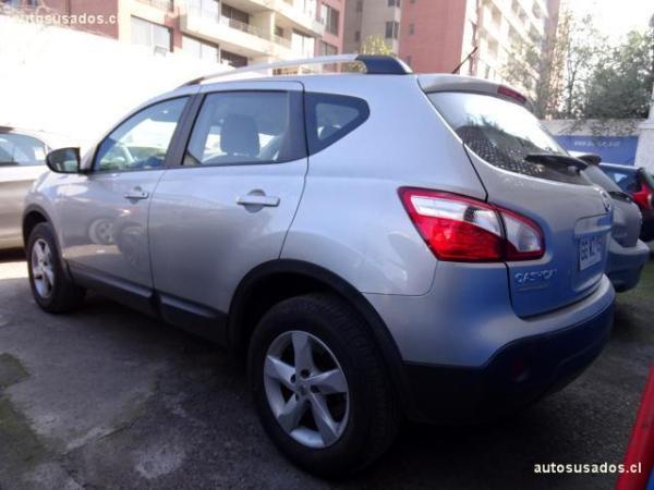 Nissan Qashqai 4X2 año 2014