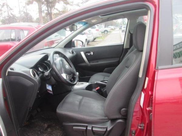 Nissan Qashqai +2 CVT 2.0 4X2 año 2014