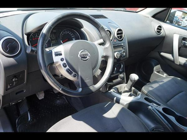 Nissan Qashqai 1 año 2014