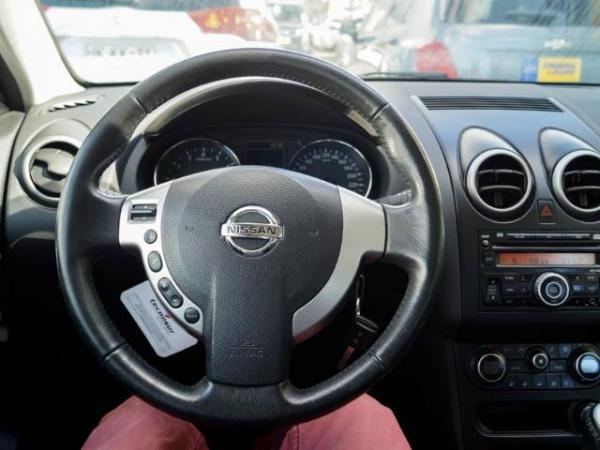 Nissan Qashqai QASHQAI 2.0 año 2014