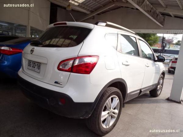 Nissan Qashqai 4X4 año 2014