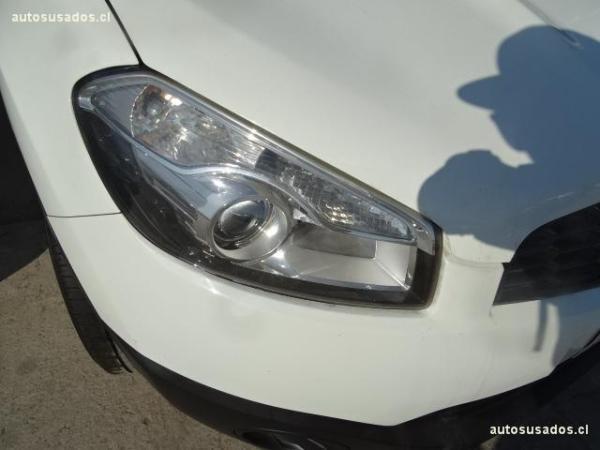 Nissan Qashqai  año 2015