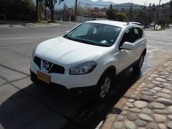 Nissan Qashqai 2.0 Sense año 2015