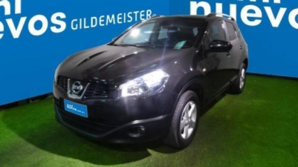 Nissan Qashqai 1.6 MT año 2015