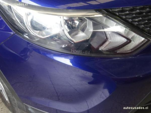 Nissan Qashqai SENSE año 2015