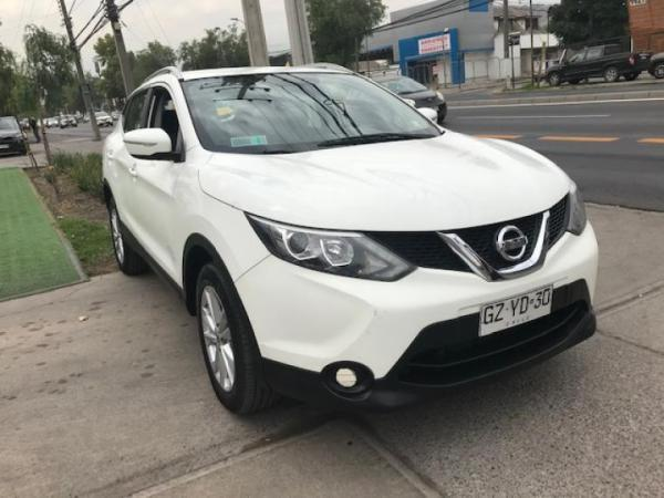 Nissan Qashqai 2.0 año 2015