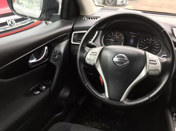 Nissan Qashqai EXCLUSIVE año 2015