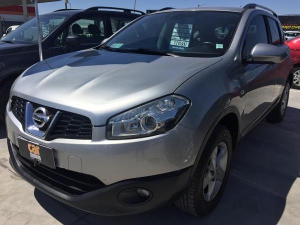 Nissan Qashqai 2.0 MT año 2015
