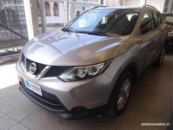 Nissan Qashqai SENSE año 2016