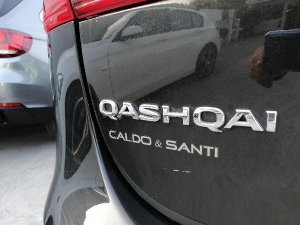 Nissan Qashqai ADVANCE 2.0 AT CVT año 2016