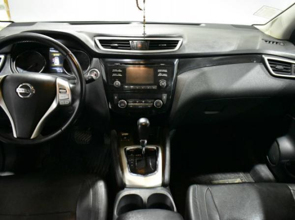 Nissan Qashqai  año 2016