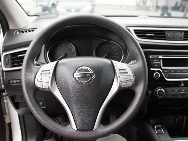 Nissan Qashqai 2.0L MT FWD año 2016