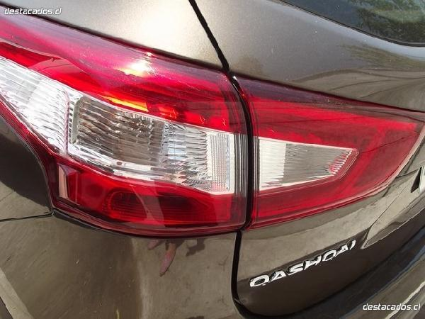 Nissan Qashqai ADVANCE MT año 2016