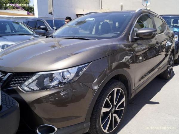 Nissan Qashqai 2.0 año 2016