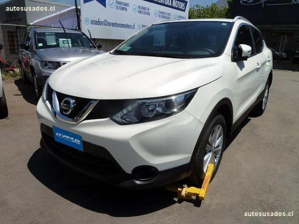 Nissan Qashqai ADVANCE 2.0 año 2016