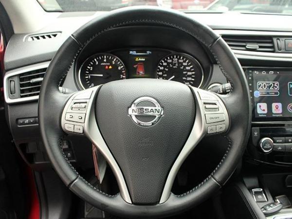 Nissan Qashqai CVT 2.0 AT año 2017