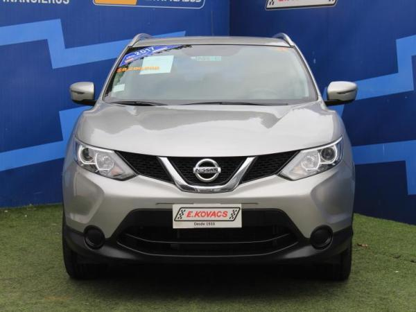 Nissan Qashqai 2.0 4X2 SENSE MT año 2017