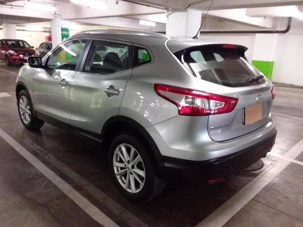 Nissan Qashqai 2.0 Sense año 2017