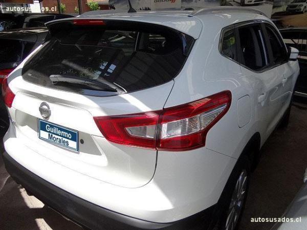 Nissan Qashqai  año 2017
